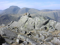 2428 High House Tarn Top [High House - Allen Crags] © Tony Hartry