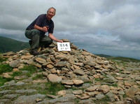 2549 Birkhouse Moor 2nd Round Completion © Tony Hartry